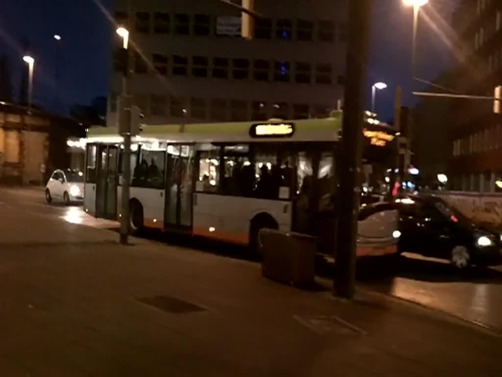 busfahrt einen citaro irvine der stra von hannover flughafen nach langenhagen centrum am 26. Black Bedroom Furniture Sets. Home Design Ideas