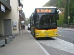 Postauto Linie 94 am 10.10.2010 in Waldenburg